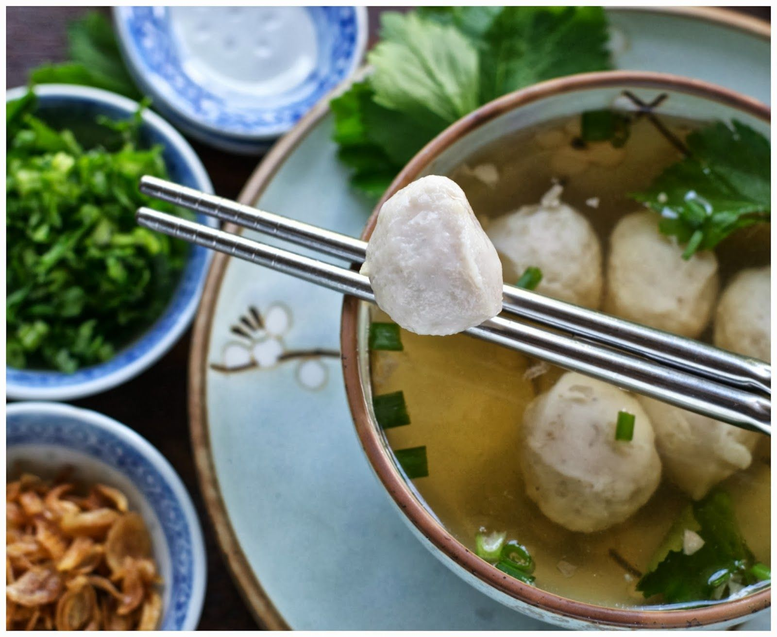 Can T Wait To Share This Recipe On How To Make A Bouncy Springy And Tasty Fish Ball I Ve Been Trying Many Recipes Eve Masakan Indonesia Resep Makanan Masakan