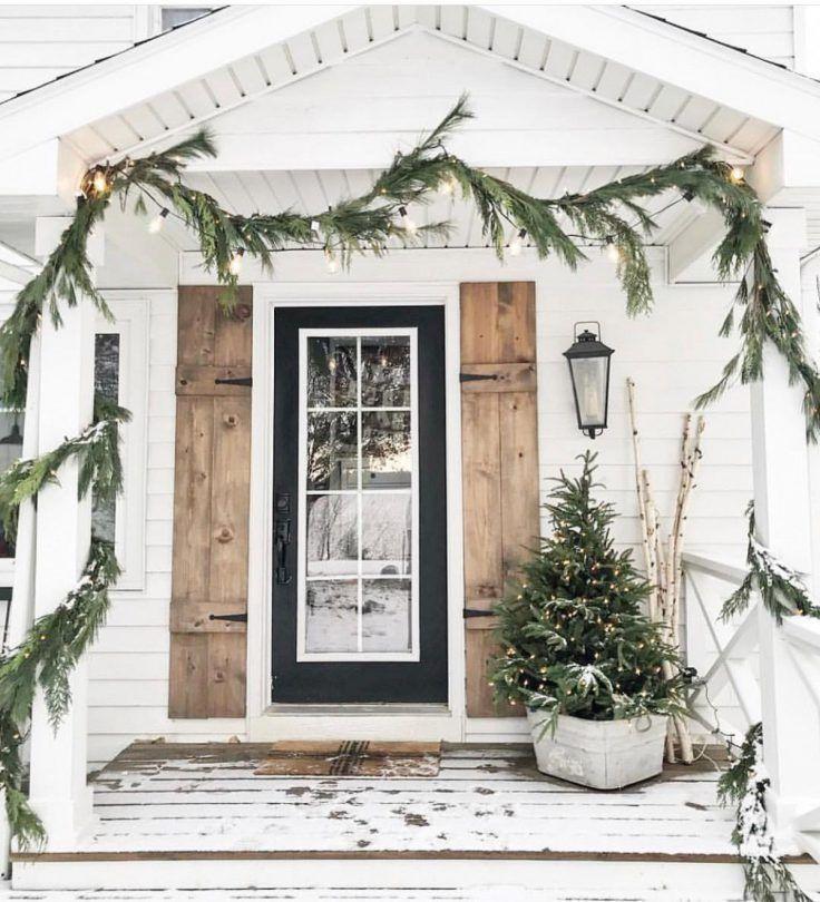 Déco Noël 2019 : 28 décorations d'extérieur pour s'inspirer #deconoelmaisonexterieur Déco Noël 2019 : 30 décorations d'extérieur pour s'inspirer #deconoelmaisonexterieur