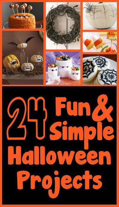 Wonderful Diy Home Sweet Home: Fun U0026 Simple Halloween Projects