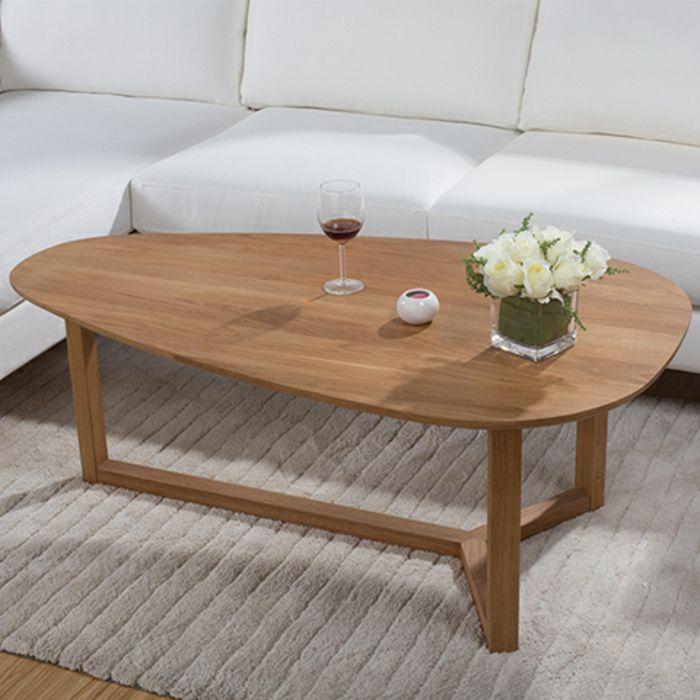 couchtisch oval 40 coole fotos oval couchtische couchtisch holz und grauer teppich. Black Bedroom Furniture Sets. Home Design Ideas