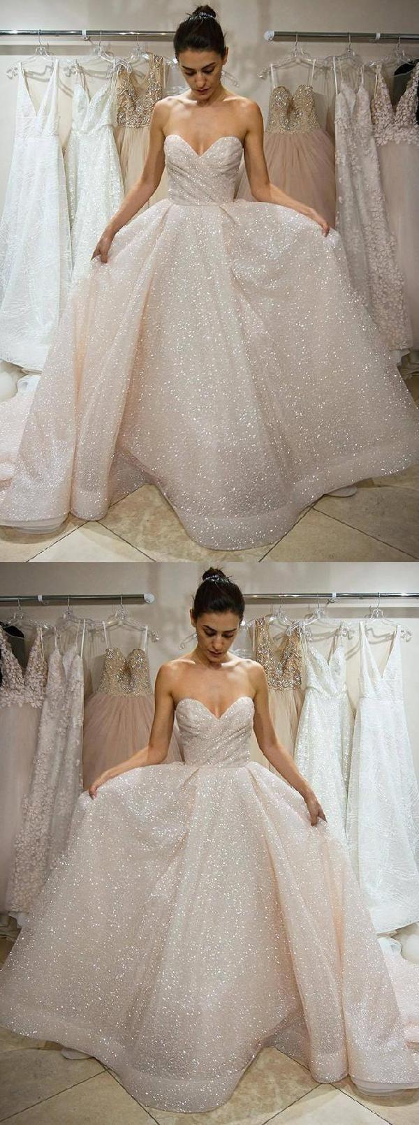 Fancy ivory wedding dresses lace wedding dresses aline wedding