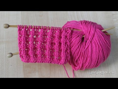 How to set up points of trico yarn -Patterns free - Knitting Pattern ...