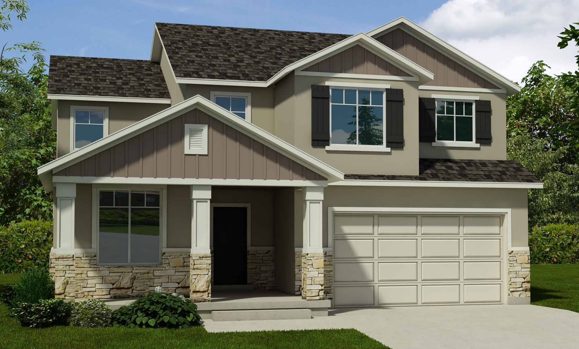 Sierra Parkside Alpine Homes I Like This Floor Plan Build Your Own House Home Building A House