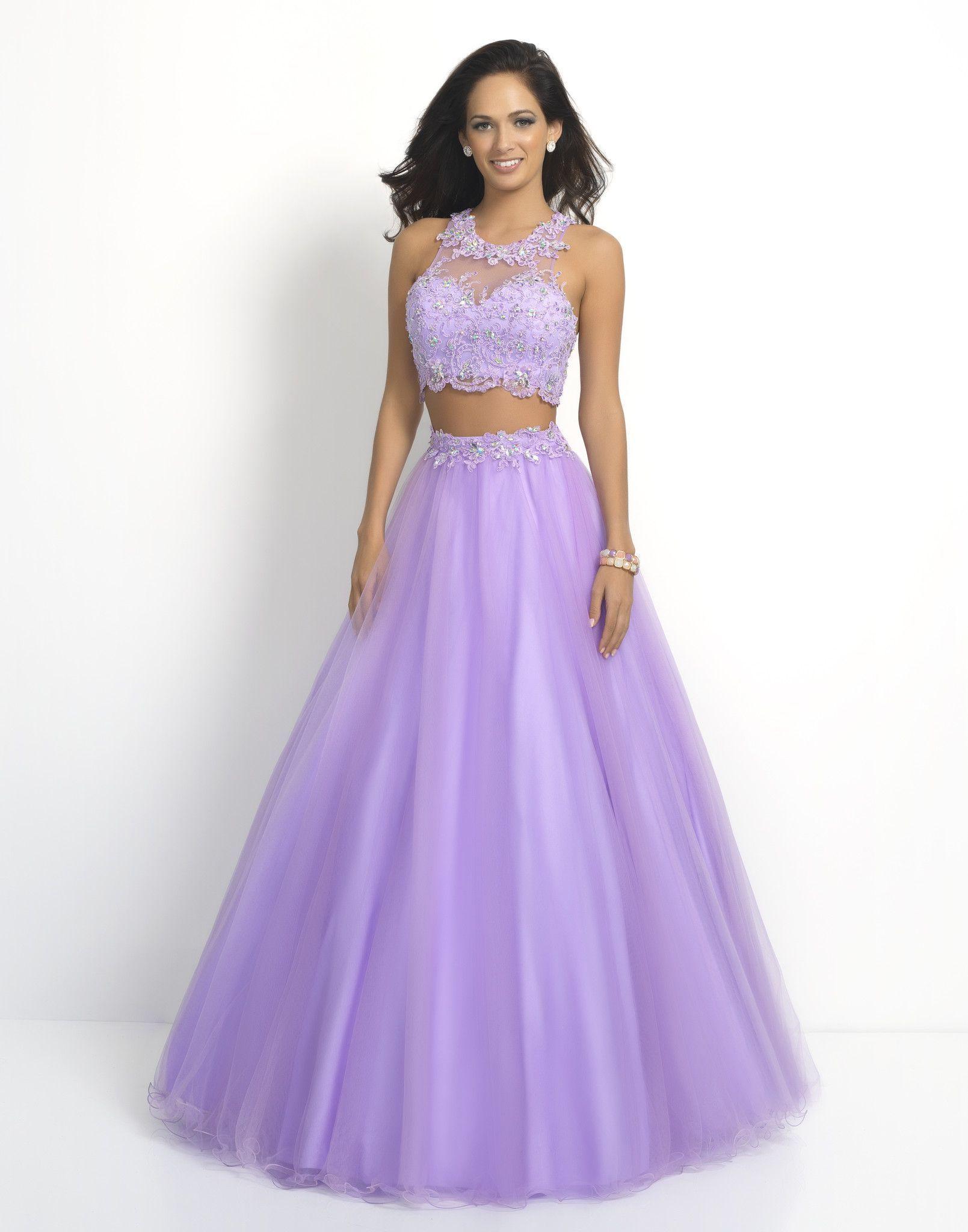 Lujo Light Pink Lace Prom Dress Foto - Vestido de Novia Para Las ...