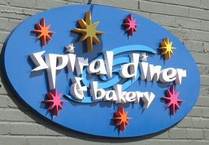 spiral diner - frt worth, tx