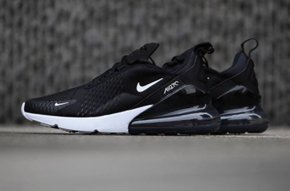 01a3e5fd6a7 The Nike Air Max 270 Black White Drops Next Month