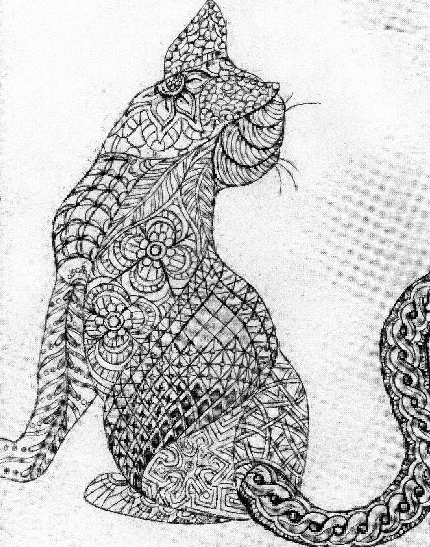 ausmalbilder tiere mandala zum ausdrucken  tier ausmalbilder