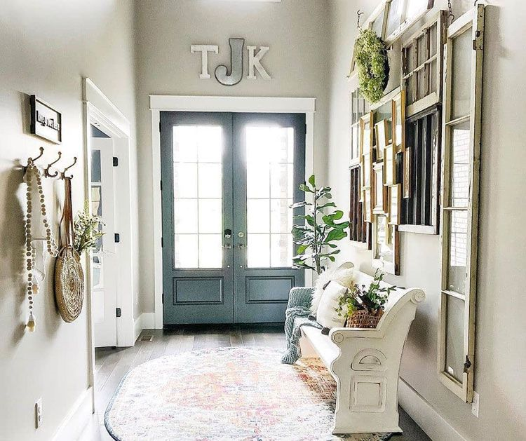 Home Ideas Review In 2020 Farmhouse Decor Trends Home Rustic Farmhouse Decor