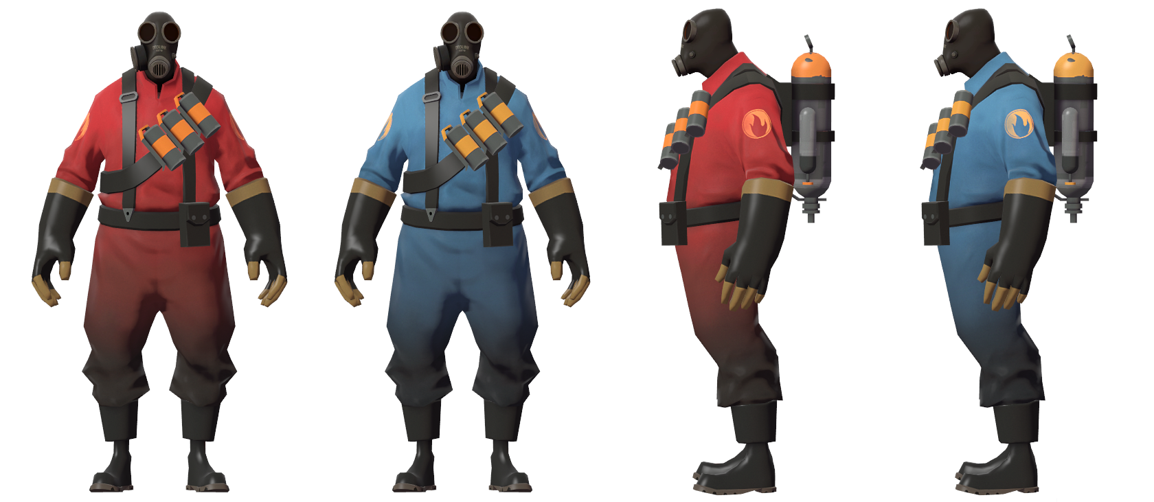 Image result for Pyro | HOW_Characters | Pinterest