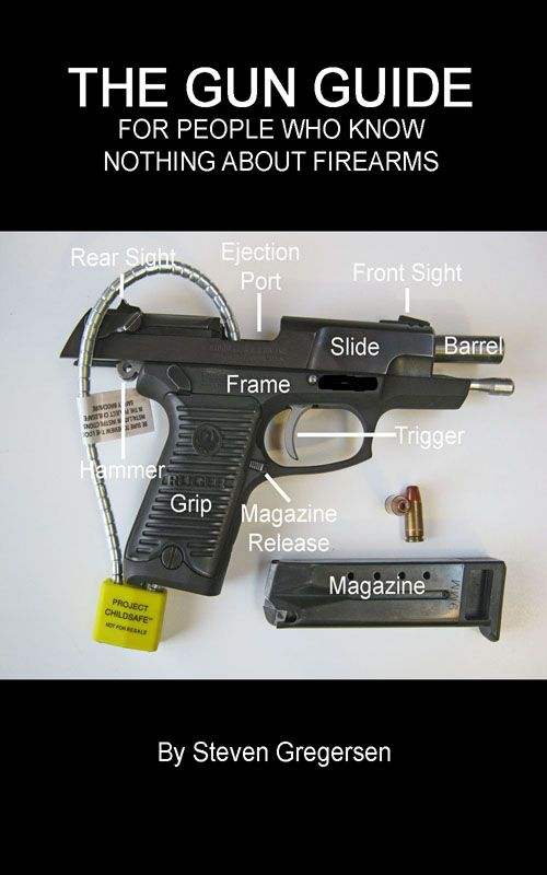 The Gun Guide: For People Who Know Nothing About Firearms e-book