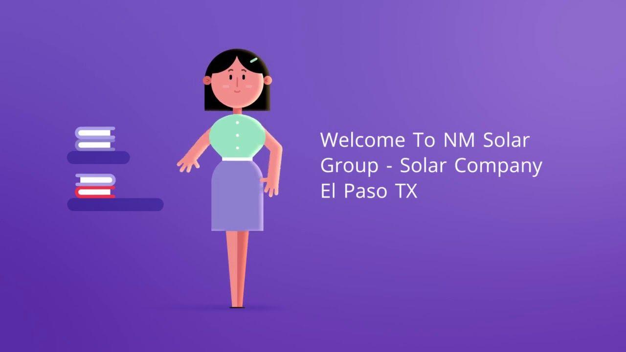 Nm Solar Group Solar Company El Paso Tx Solar Panels Solution