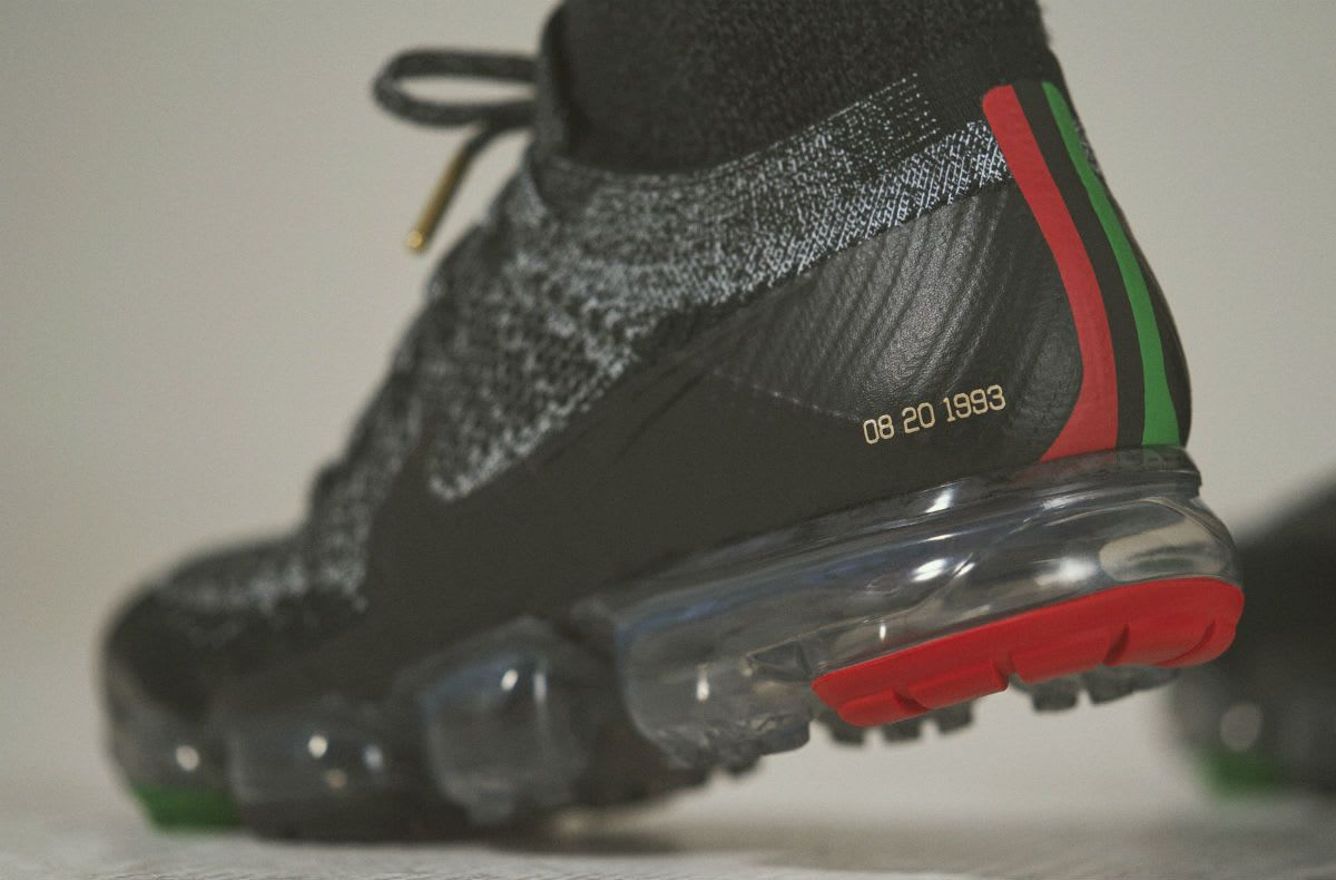 6f921a933ed Nike Equality Air VaporMax BHM Release Date