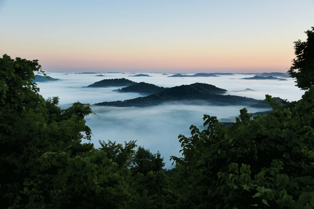 The changing face of Appalachia—and its role in the presidential race