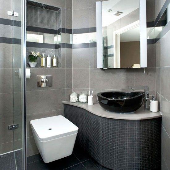 Looking good bath mat more grey bathrooms and grey for Good looking bathrooms
