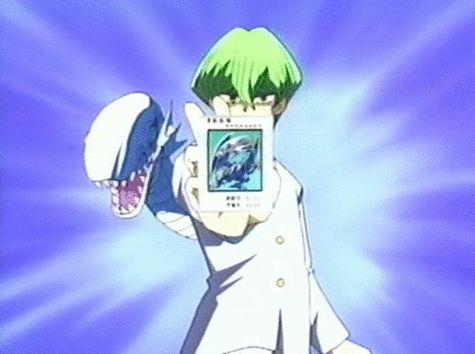 Seto Kaiba Season 0 Yugioh Green Hair Seasons Games