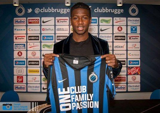 OFFICIEEL. Diaby tekent voor vier seizoenen bij Club Brugge - Sportwereld
