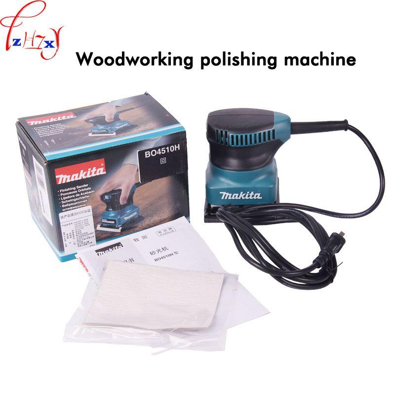 Desktop Electric Woodworking Polishing Machine Bo4510h