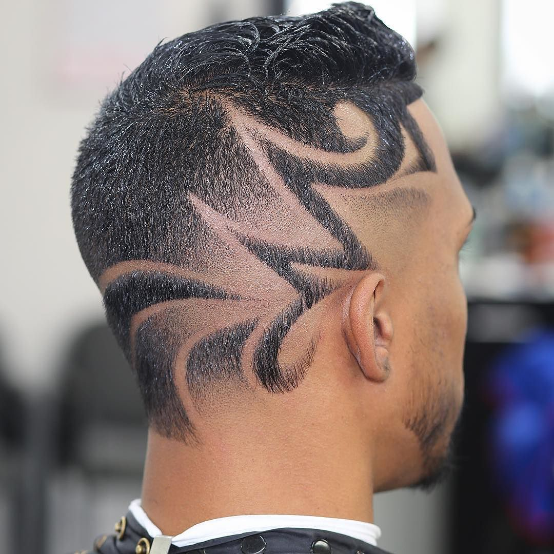 Mens hairstyles cool haircuts for men barbers dope art and