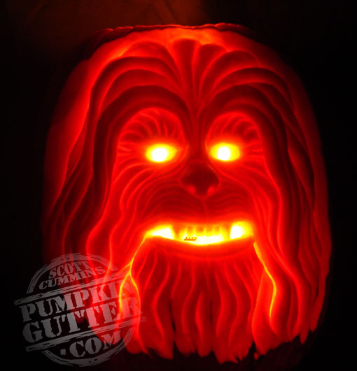 Top 10 Star Wars Pumpkin Carvings Star Wars Pumpkins Pumpkin