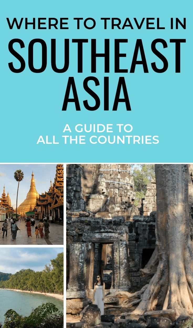 Guide: Best Places & Countries to Travel in Southeast Asia • Indie Traveller -   16 travel destinations Asia laptops ideas