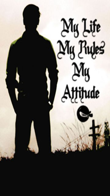Free My Life My Rules My Attitude Hd Wallpapers Mobile9 Epic Car