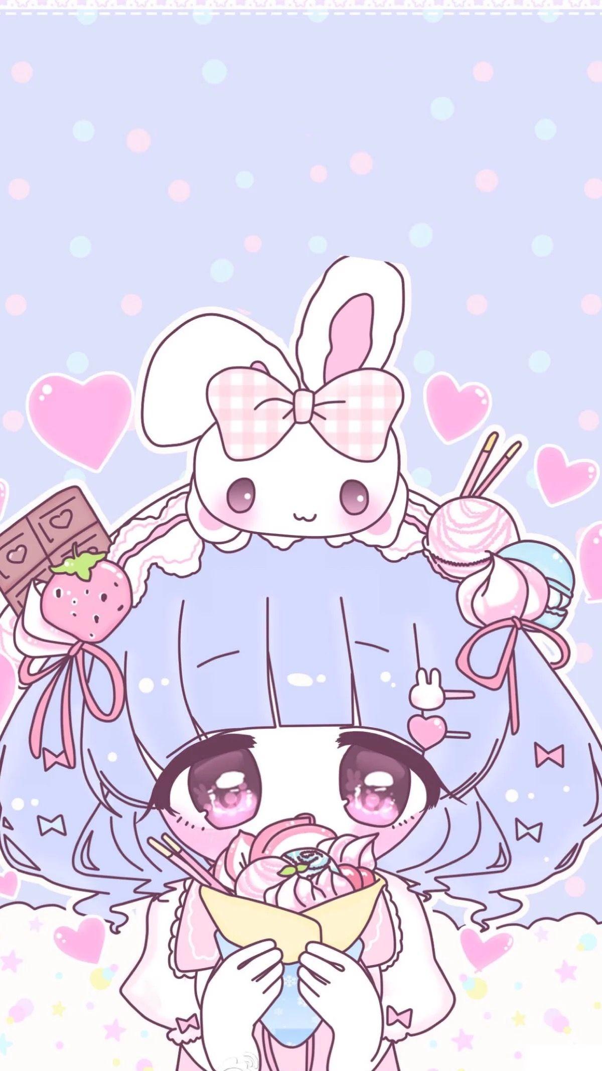 Pin By Sofia On Cute Wallpaper Cute Anime Wallpaper Cute