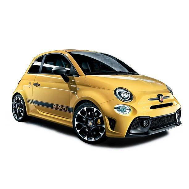 Modena Yellow The Official Colour Of Performance 595challenges