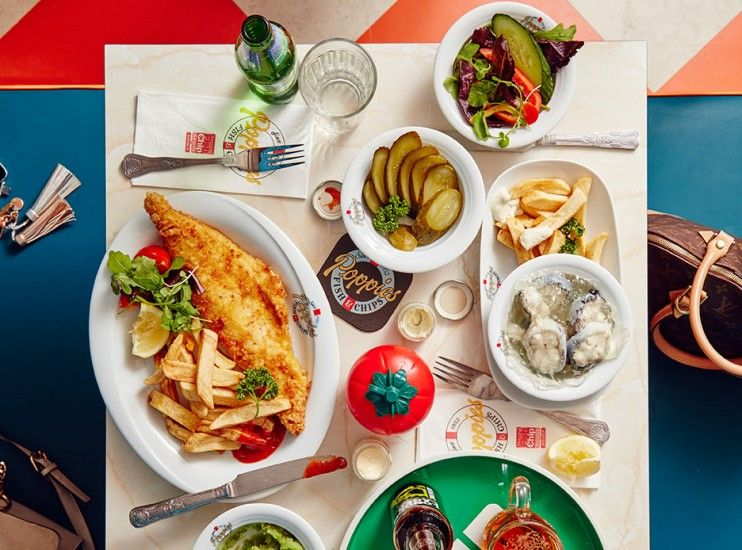 Gallery | Poppie's Fish and Chips | Best fish and chips ...