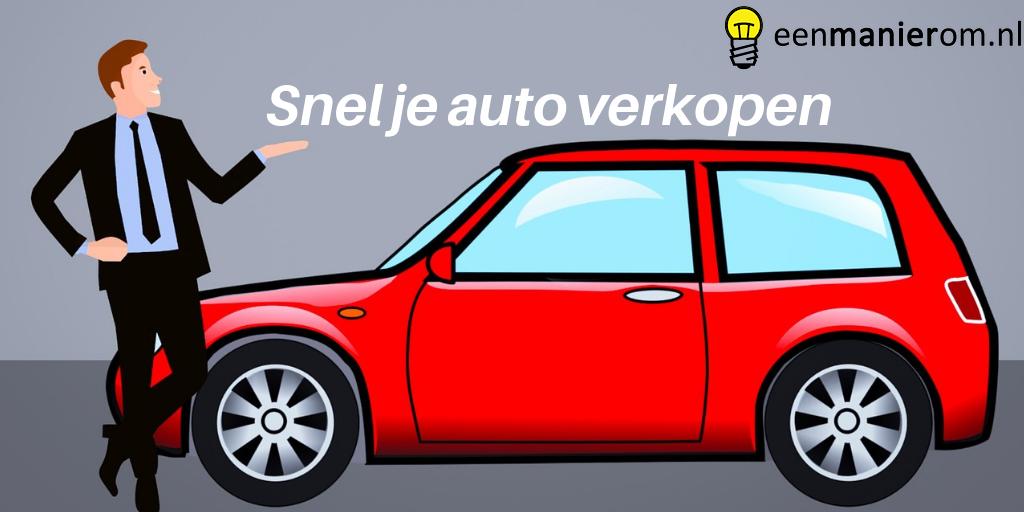snel auto verkopen