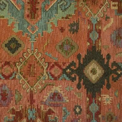 Magnolia Fabrics Timaru Canyon Fabric Boho Upholstery Fabric