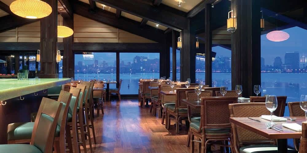 Island Prime & C Level - Steak and Seafood Restaurants in San Diego, CA with a Waterfront View of Downtown - Fine Dining, Martini's, Lunch and Dinner