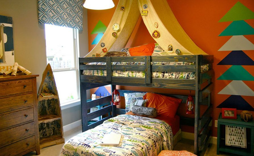 Toddler Bunk Beds That Turn The Bedroom Into a Playground & Toddler Bunk Beds That Turn The Bedroom Into a Playground ...
