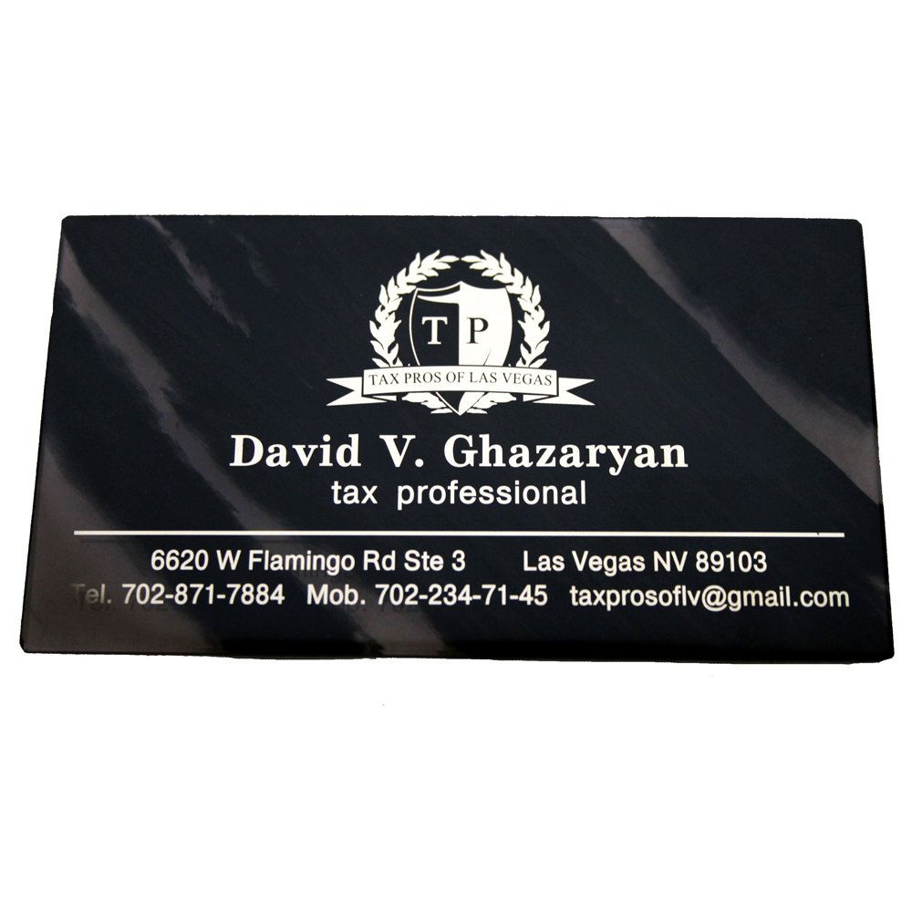 Custom business card made from natural obsidian price for 10 cards custom business card made from natural obsidian price for 10 cards stone visit card unique business gift free shipping reheart
