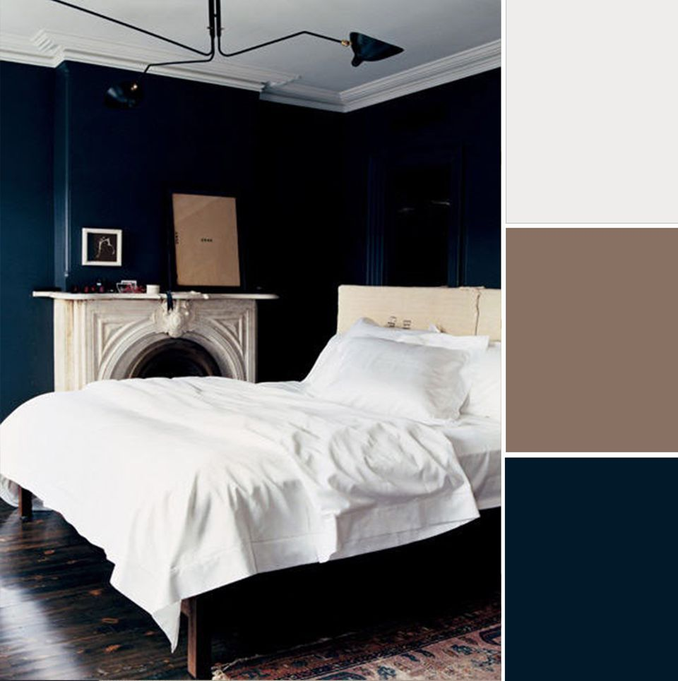Superior 7 Soothing Bedroom Color Palettes