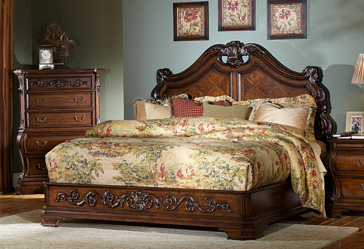 Www Furniture Com Home New Homelegance Cromwell Bed Price $969.00  Homelegance Beds