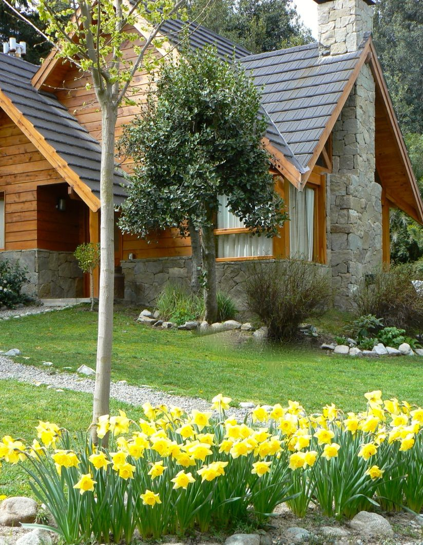 Tillka casas de monta a en villa la angostura neuqu n - Casas en montanas ...