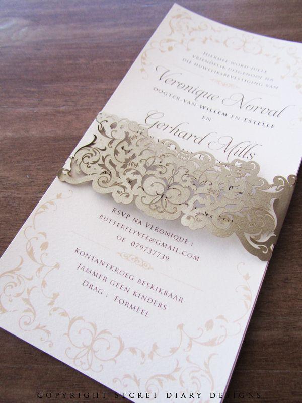 lace wedding invitation wrap%0A Dream wedding