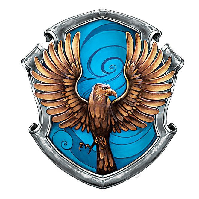 New Pottermore - Ravenclaw Crest by ChromoManiac on ...