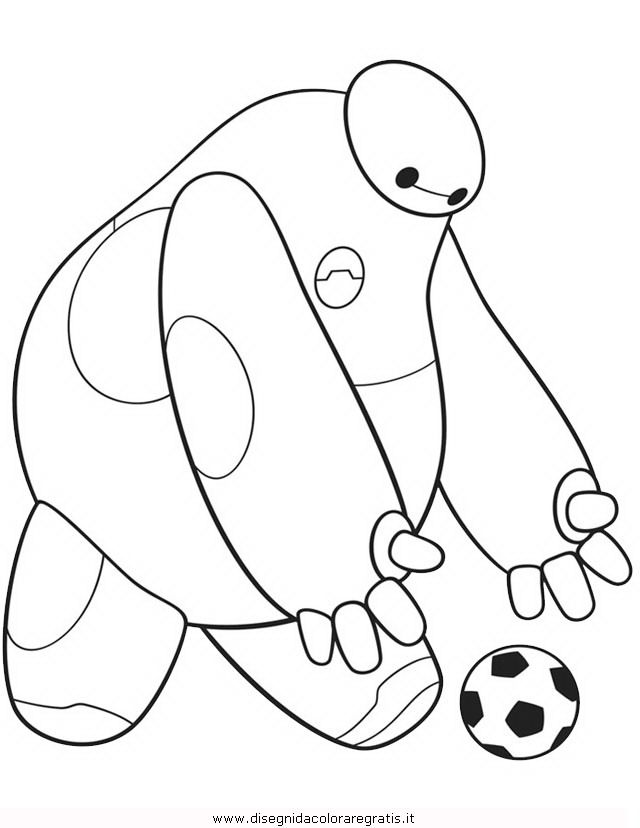 Big Hero 6 Coloring Pages | Baby ideas | Pinterest