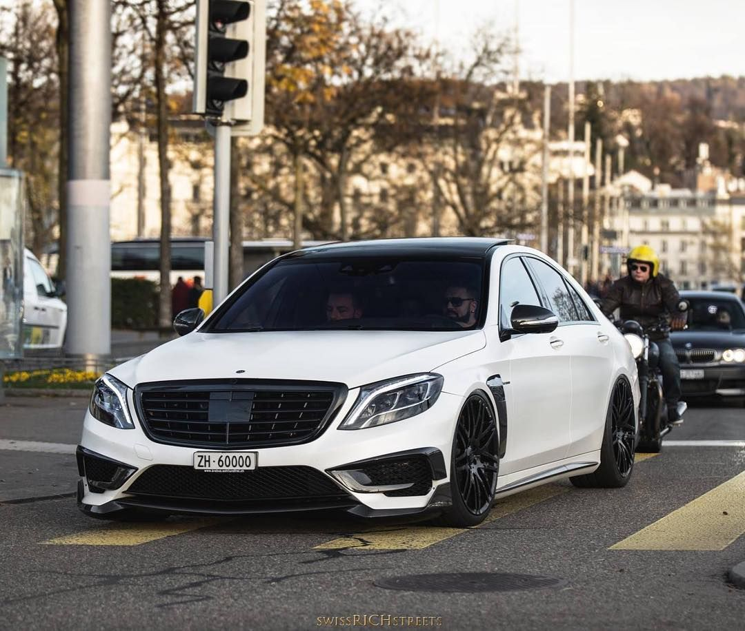 Mercedes Benz S550: Photograph Courtesy Of @srs