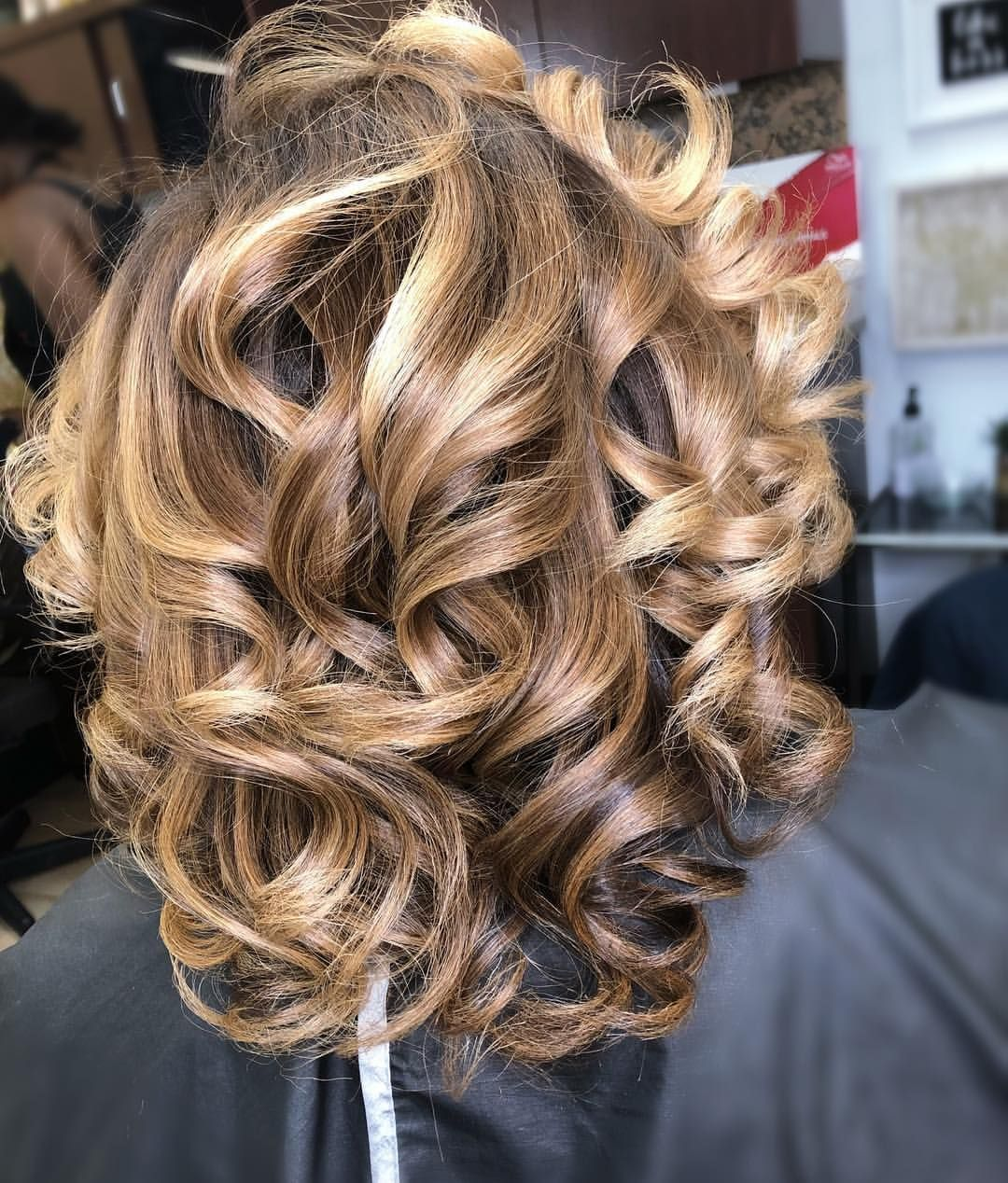 Dimensional Blonde ️ NaturalHair TexturedHair CurlyHair