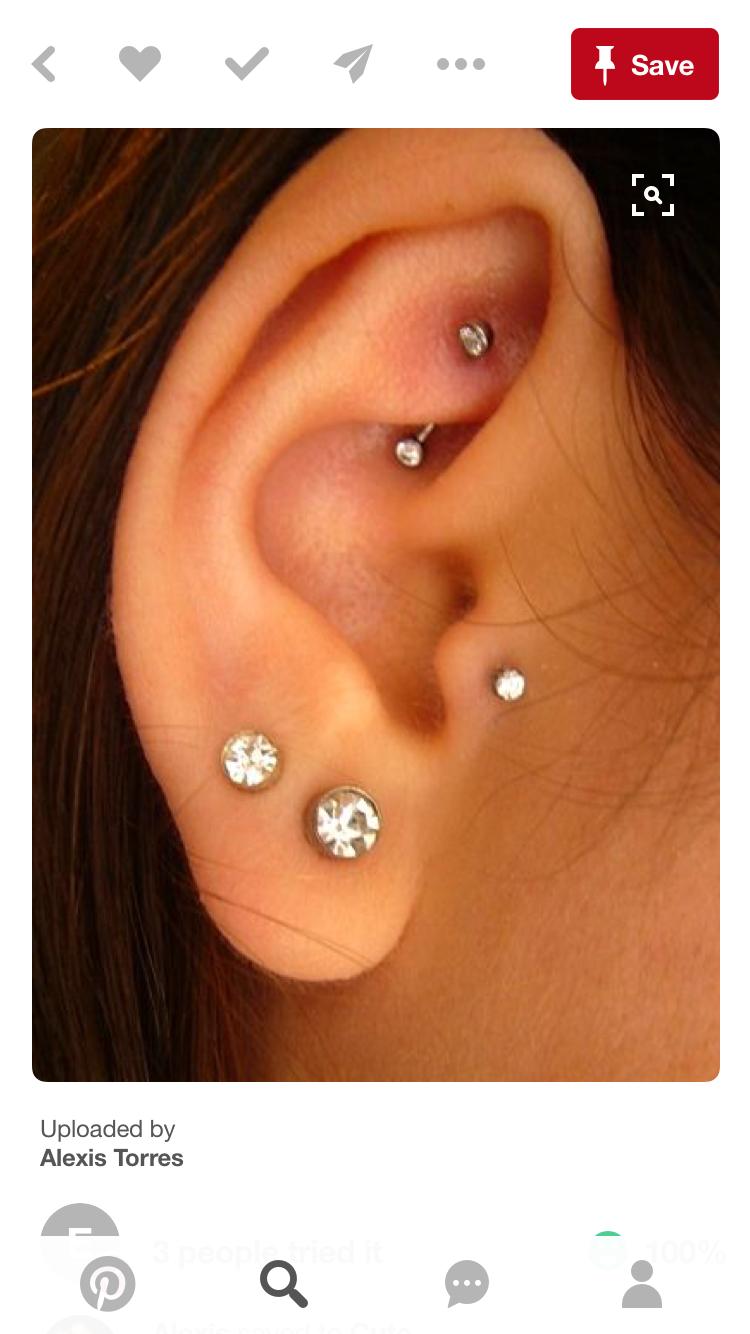 Piercing on nose  Pin by aaliyah on piercings u tatts  Pinterest  Piercings