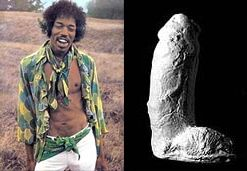 Jimi Hendrix Dick