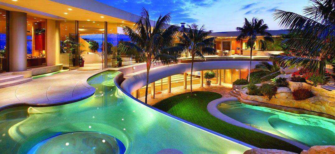 Luxury Resort Wallpaper 00938 - Baltana