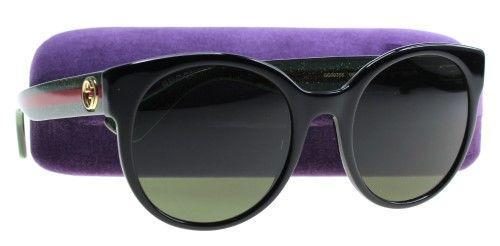 c4311d717e Sunglasses Gucci GG 0035 S- 002 Black   Green