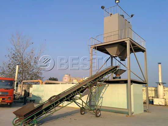 Waste Plastic Pyrolysis Plant for Sale - Plastic Pyrolysis Reactor
