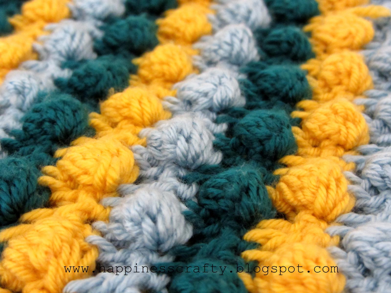 Happiness crafty crochet baby bobble blanket free pattern happiness crafty crochet baby bobble blanket free pattern bankloansurffo Choice Image