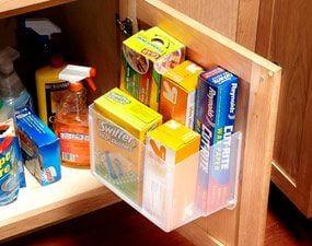 Easy Storage Ideas