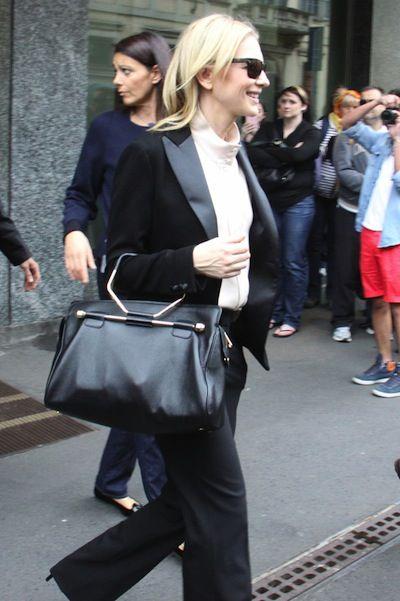 Cate Blanchett x Viktor & Rolf Bombette