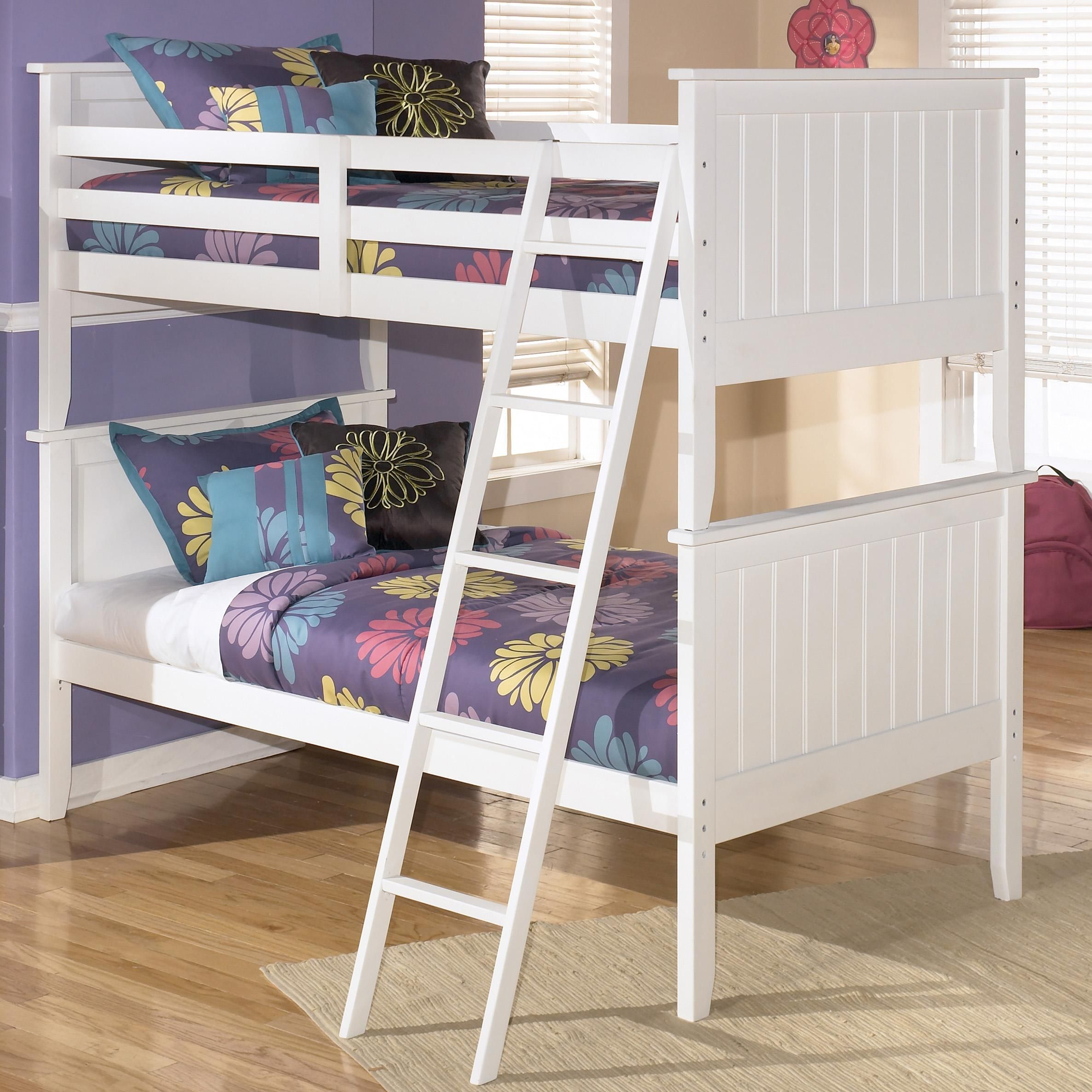 Signature Design By Ashley Lulu Twin Twin Bunk Bed Va Md Dc